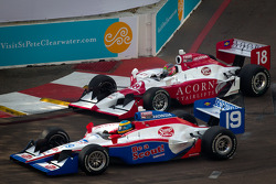 Sébastien Bourdais, Dale Coyne Racing, James Jakes, Dale Coyne Racing