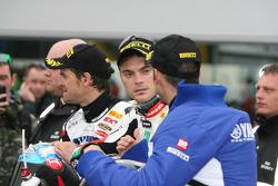Carlos Checa, Leon Camier, Marco Melandri