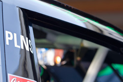 Car detail, Denny Hamlin, Joe Gibbs Racing Toyota
