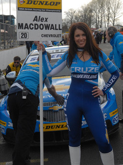 Sophie Fisher, Alex MAcDowall's Grid Girl