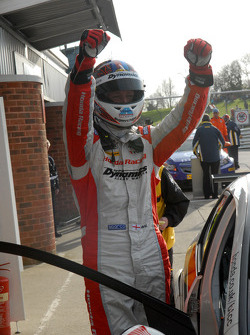 Matt Neal, Honda Racing celebrates victory