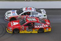 NASCAR Sprint Cup Foto's - Jeff Gordon, Hendrick Motorsports Chevrolet, Tony Stewart, Stewart-Haas Racing