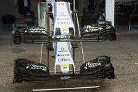 Formule 1 Photos - Détails de l'aileron avant de la Williams FW38