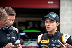 #60 Garage 59, McLaren 650 S GT3: Pipo Derani