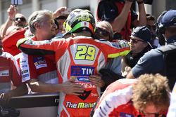 Polesitter: Andrea Iannone, Ducati Team