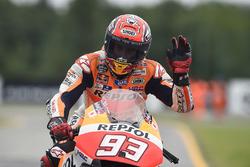 Platz 3: Marc Marquez, Repsol Honda Team