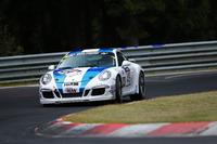 VLN Photos - Stein Tveten, Yannick Fübrich, Porsche 911
