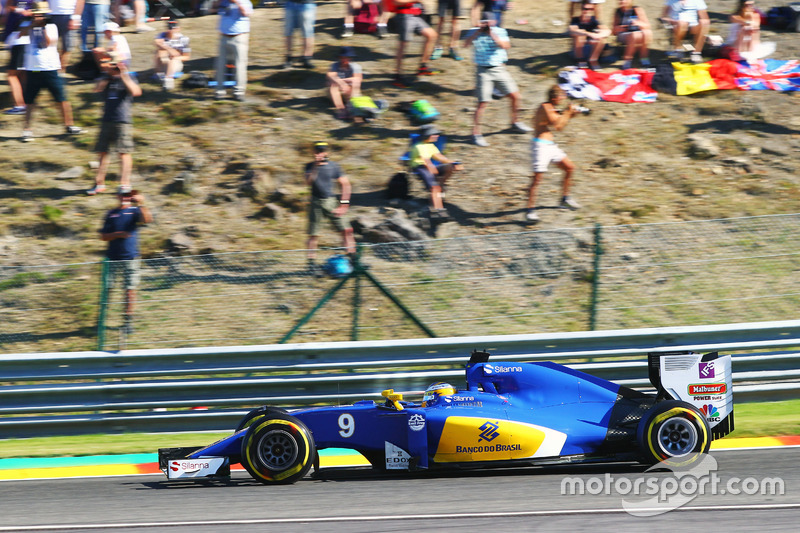 20. Marcus Ericsson, Sauber C35 (Startplatzstrafe)