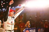 IndyCar Foto - Il vincitore della gara Graham Rahal, Rahal Letterman Lanigan Racing Honda