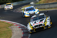 VLN Photos - Philipp Eng, Stef Dusseldorp, Lain Wright, ROWE Racing, BMW M6 GT3