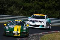 VLN Photos - Georg Goder, Dirk Lessmeister, Martin Schlüter, Ralf Öhme, Porsche 991 GT3 Cup