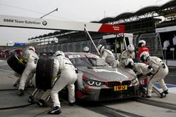 Boxenstopp: António Félix da Costa, BMW Team Schnitzer, BMW M4 DTM