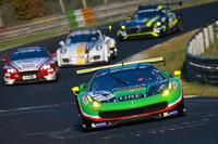 VLN Photos - Georg Weiss, Oliver Kainz, Jochen Krumbach, Rinaldi Racing, Ferrari 488 GT3