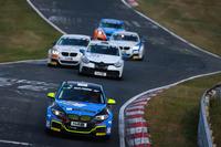 VLN Photos - Thomas Jäger, Rudi Adams, BMW M235i Racing Cup