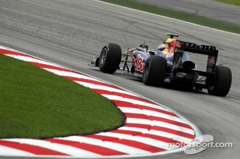 Mark Webber, Redbull Racing