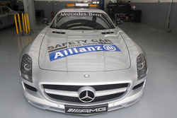 2011 Mercedes-Benz SLS AMG F1 Safety Car