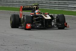 Vitaly Petrov, Lotus-Renault