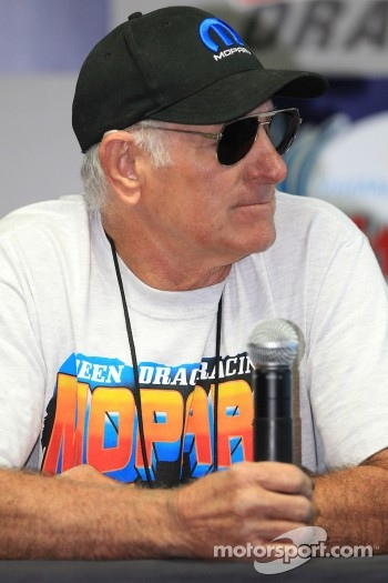 Don Garlits press conference