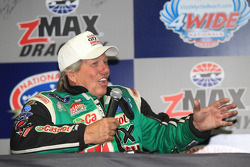 John Force answers questions