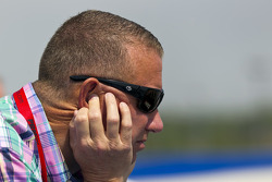 Fans bear the loud noise and smell to watch their favorite drivers