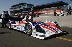 #36 RML Honda Performance Development Arx 01 D