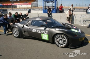 #65 Lotus Jetalliance Lotus Evora