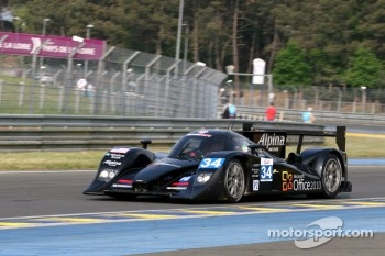 #34 Level 5 Motorsports Lola Coupe-Honda Performance Development: Scott Tucker, Christophe Bouchut, Joao Barbosa
