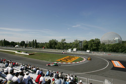 Start of practice session