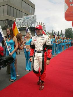 Drivers presentation: Nelson Philippe