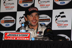 Post-qualifying press conference: pole winner Oriol Servia