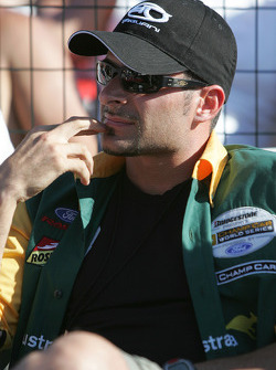 Member of the jury Alex Tagliani