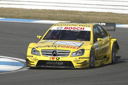 David Coulthard, Muecke Motorsport, AMG Mercedes C-Klasse