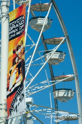 Banner for Long Beach Grand Prix