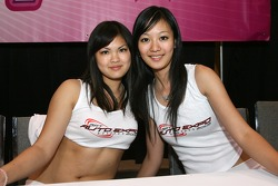 Grand Prix of Toronto Auto Expo: lovely models