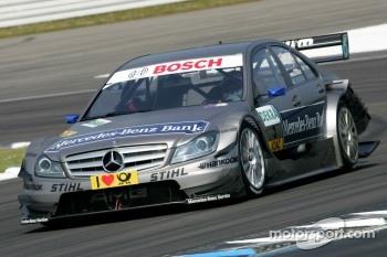 Pole position again for Canadian Bruno Spengler