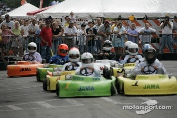 Jackson RaceWeek Festival: go-kart race