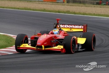 Consistent, neat and precise: Sbastien Bourdais