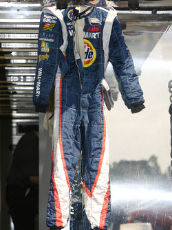 Driver suit of Alex Tagliani