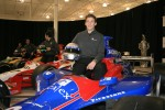 Marco Andretti in the No. 26 ArcaEx Dallara Honda Firestone that he will drive in the 90th Indianapolis 500 and 2006 IndyCar Series
