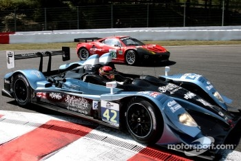 #42 Strakka Racing HPD ARX-01: Nick Leventis, Danny Watts, Jonny Kane