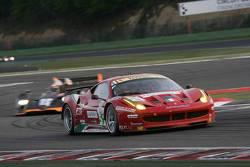 #51 AF Corse Ferrari F430: Giancarlo Fisichella, Gianmaria Bruni