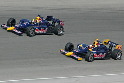 Alex Barron and Patrick Carpentier