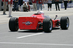Vintage Indy racer