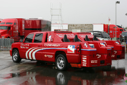 Delphi Safety Team truck