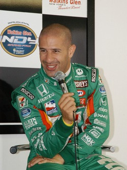 Interview with Tony Kanaan