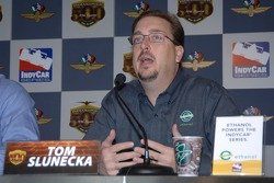 Tom Slunecka, executive director of the Ethanol Promotion and Information Council