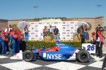 Podium ceremonies begin for Marco Andretti