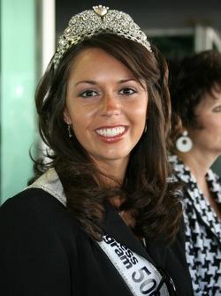 2007 Indianapolis 500 Festival Queen, Danielle Sylvester