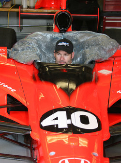 Seat fitting for P.J. Jones