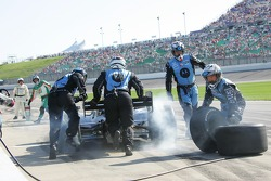 Pitstop for Danica Patrick